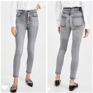 MOUSSY VINTAGE Carmel Rebirth Skinny Jeans SIZE 25
